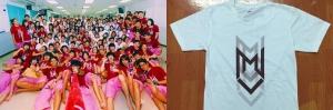 รีวิวเสื้อยืดน้องๆ บางมด ค่าย IDIA Camp