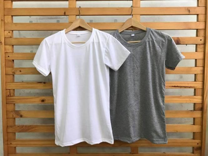 เสื้อ TC มีสี ขาว เทาท๊อป